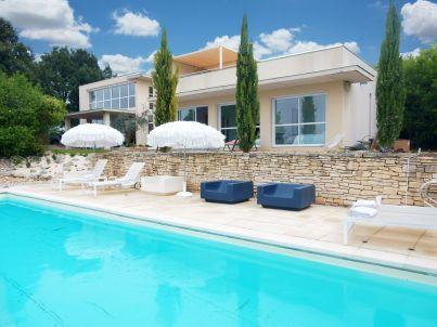 Villa - ORGNAC D'AVEN