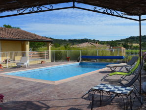 Ferienhaus Villa - Vagnas