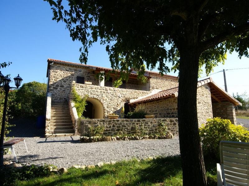 Ferienhaus Gite - Saint Étienne de Fontbellon