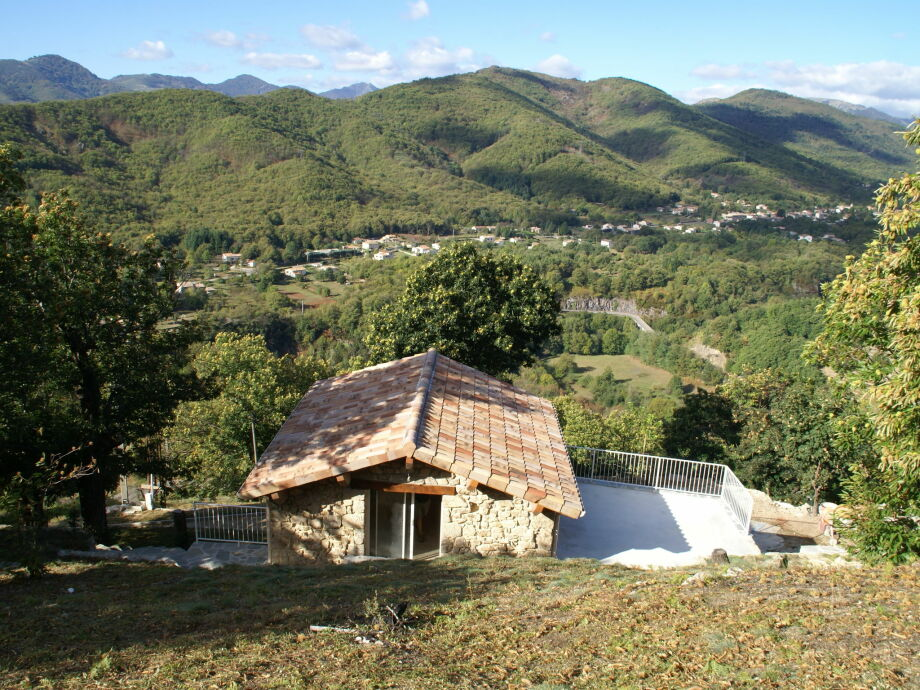 Außenaufnahme Saint-Pierre-de-Colombier