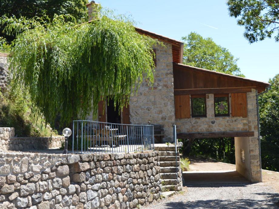 Außenaufnahme Maison de vacances - Burzet