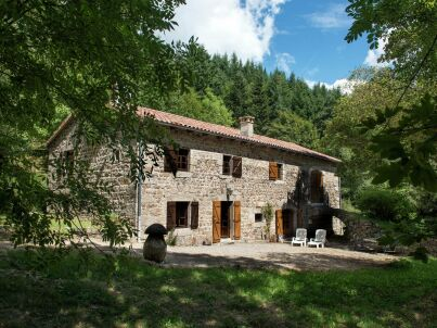 A Beautiful Stone farmhouse