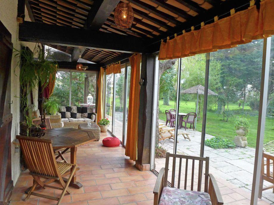 Außenaufnahme Villa Elise - NARBONNE