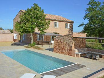 Ferienhaus La maison dans les vignes - Bizanet