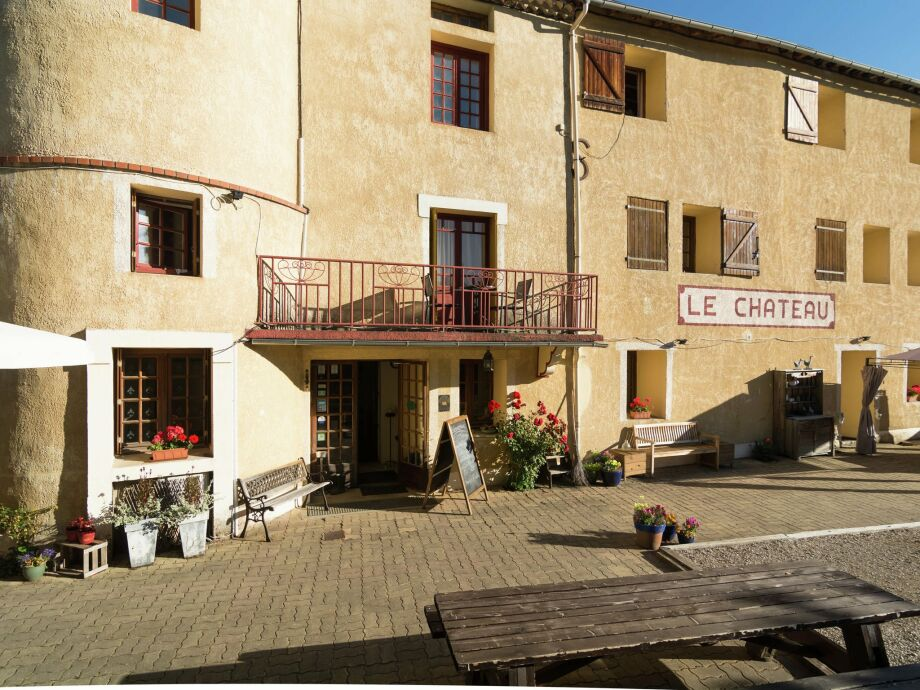 Außenaufnahme Appartement 1 Le Chateau