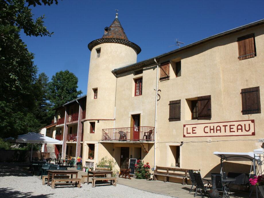 Außenaufnahme Appartement 2 Le Chateau