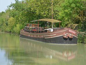 Hausboot Canal du Midi