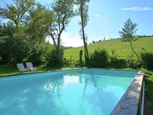 Landhaus Moulin rivière et piscine