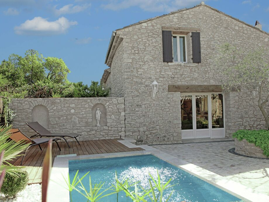 Außenaufnahme Villa Aix
