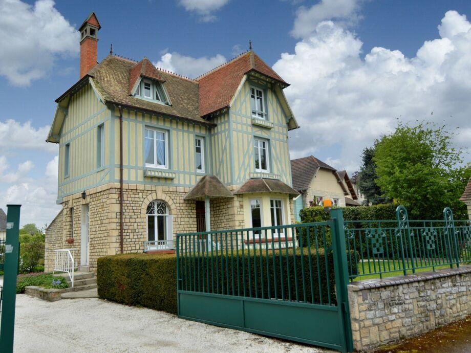 Außenaufnahme Villa Normande