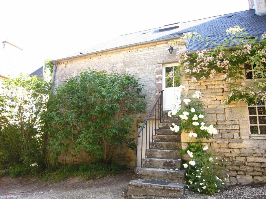 Außenaufnahme La Grange du Château