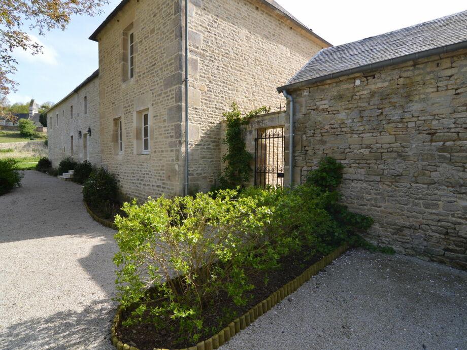 Außenaufnahme La Ferme du Château