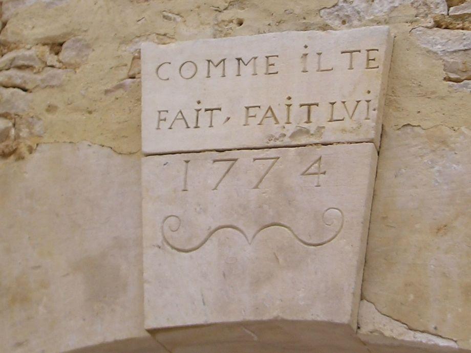 Außenaufnahme Domaine de la Tour / Gîte 1