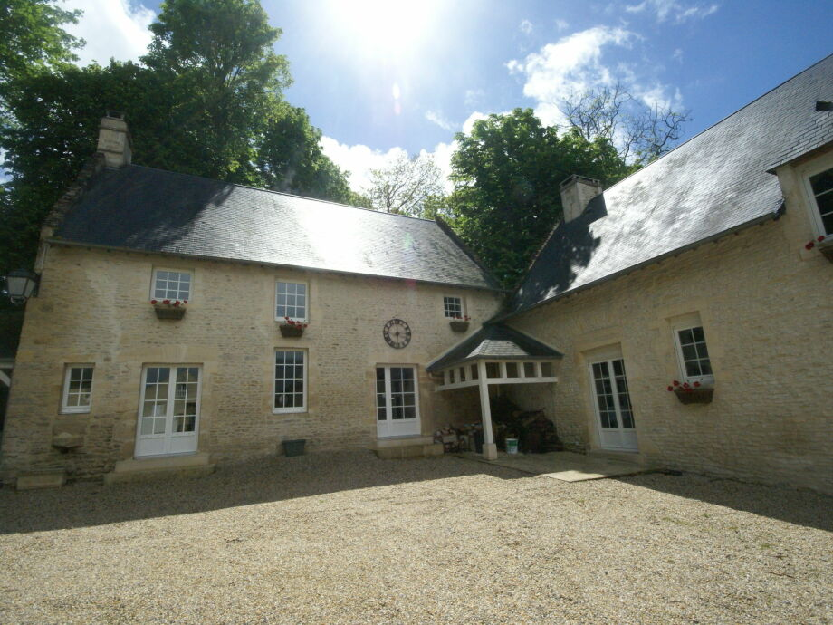 Außenaufnahme Boulangerie du Château