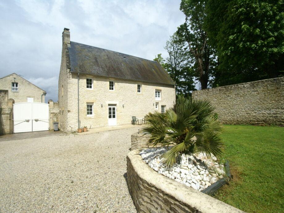 Außenaufnahme Ferme du Château