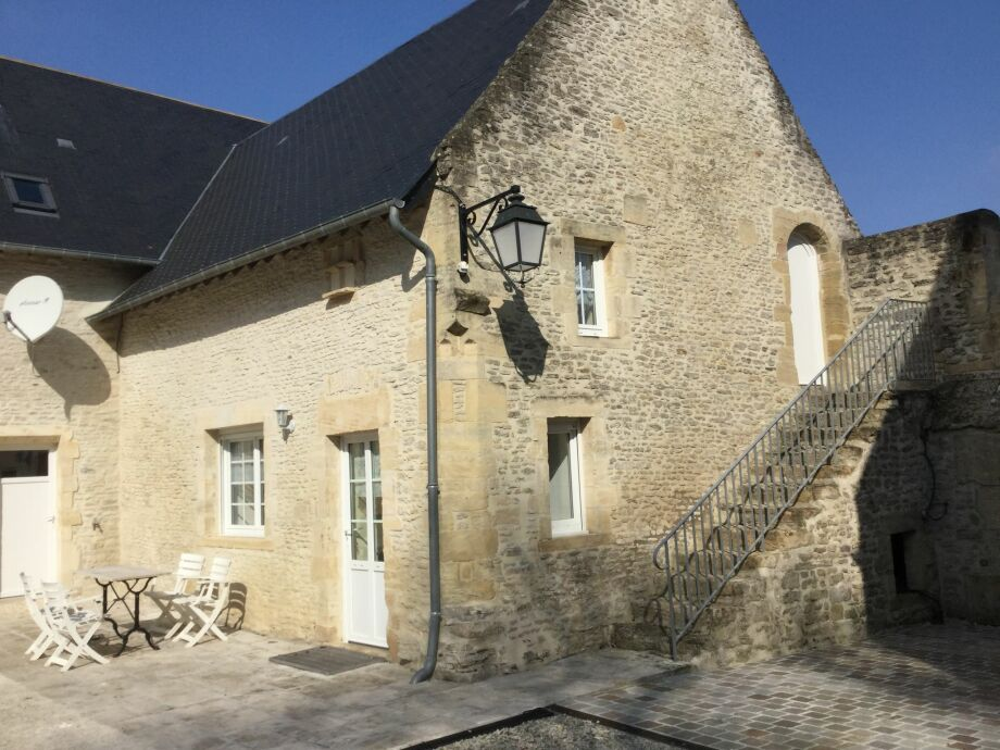 Außenaufnahme Le Clos du Château