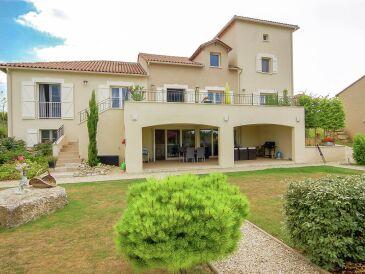 Villa La Haute Prèze 47 près de la Dordogne 16P