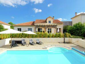 Villa La Prèze 16 près de la Dordogne