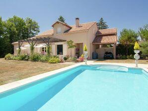 Villa La Haute Prèze 34 près de la Dordogne
