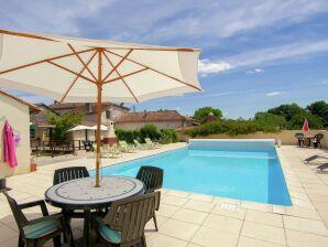 Ferienhaus BonAbri en Charente près de Dordogne 8p