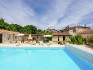 Ferienhaus BonAbri en Charente près de Dordogne 6p