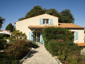Ferienhaus Meschers-sur-Gironde