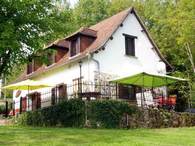 La Maison Blanche près de Dordogne
