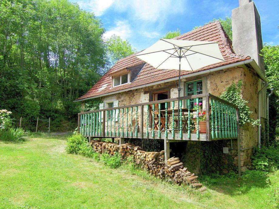 Außenaufnahme Maison Albert La Croix