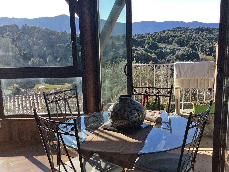 Außenaufnahme Villa Lucia