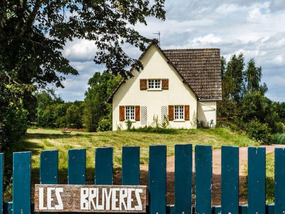 Außenaufnahme Les Bruyeres