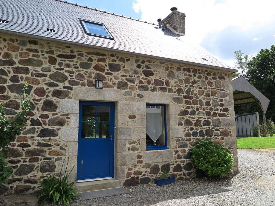 Außenaufnahme Gîte Douar-Bouillon