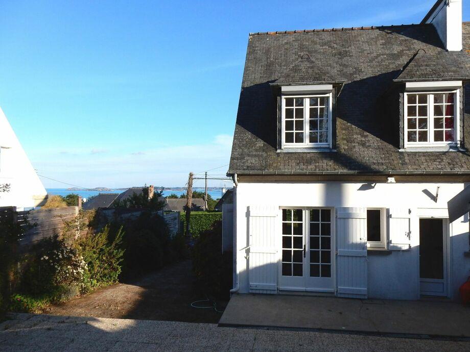 Außenaufnahme Saint-Cast-le-Guildo