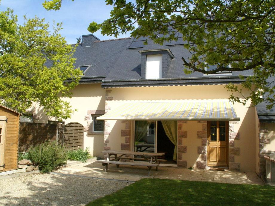 Außenaufnahme Maison de vacances - ERQUY