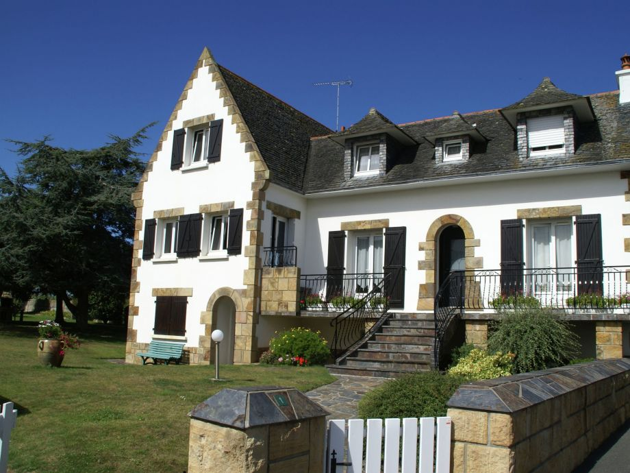 Außenaufnahme Maison de vacances - L'ARMOR-PLEUBIAN