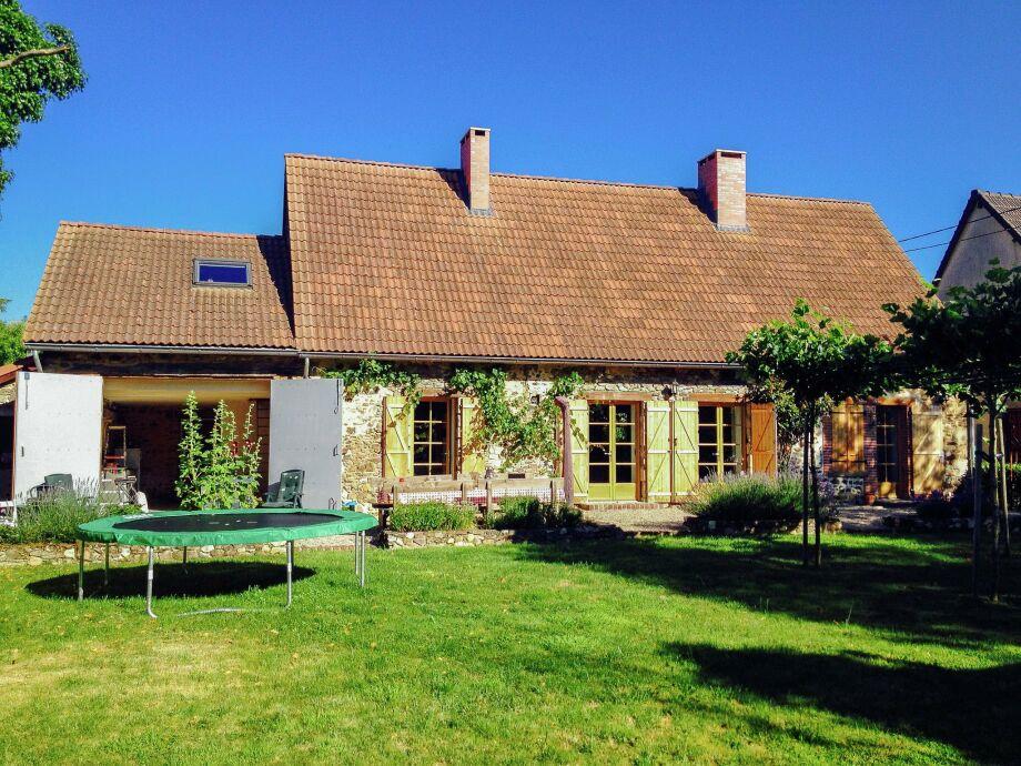 Außenaufnahme Villa Verte