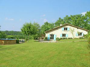 Ferienhaus Maison de vacances Manzac sur Vern