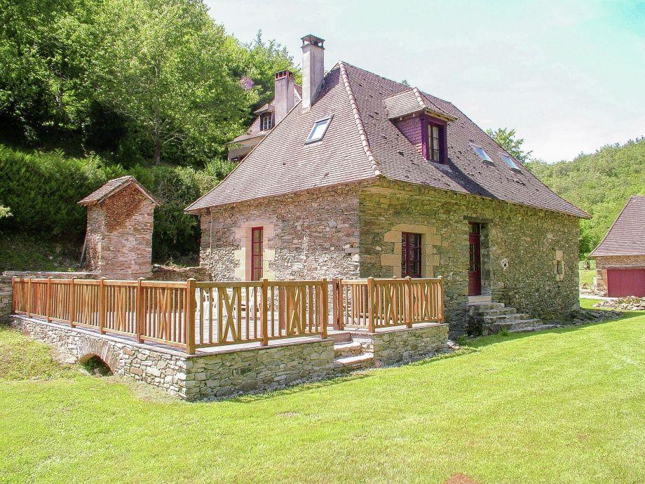 Außenaufnahme La Maison d'Amis du Bouc