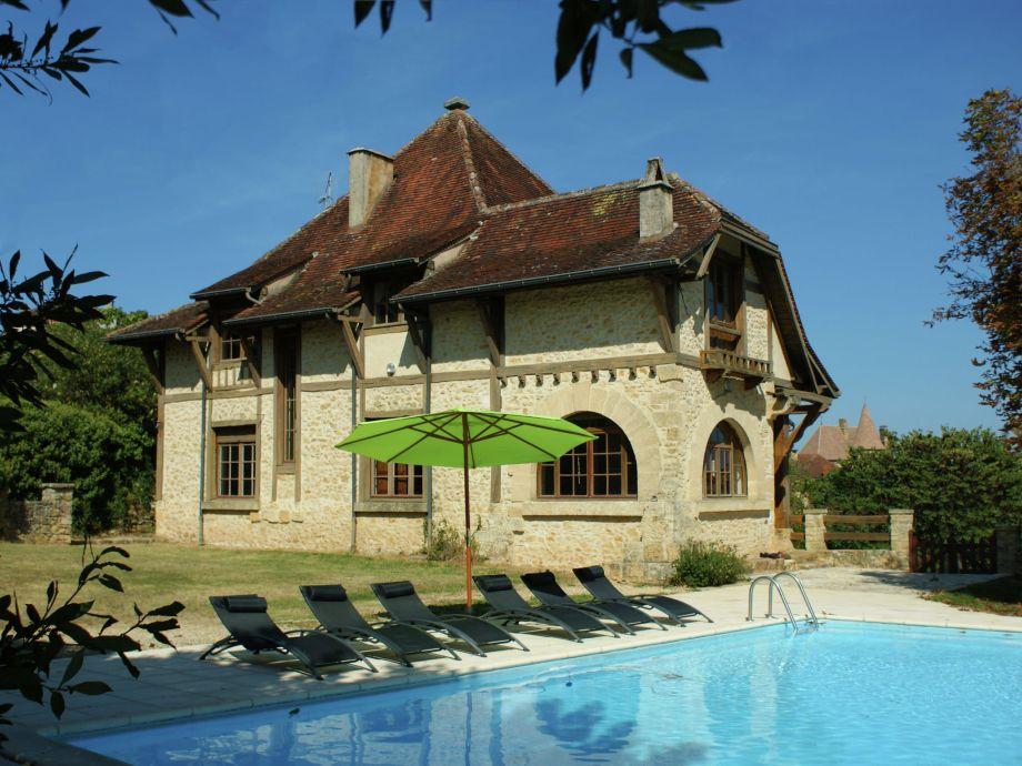 Außenaufnahme Maison de vacances - BELVES