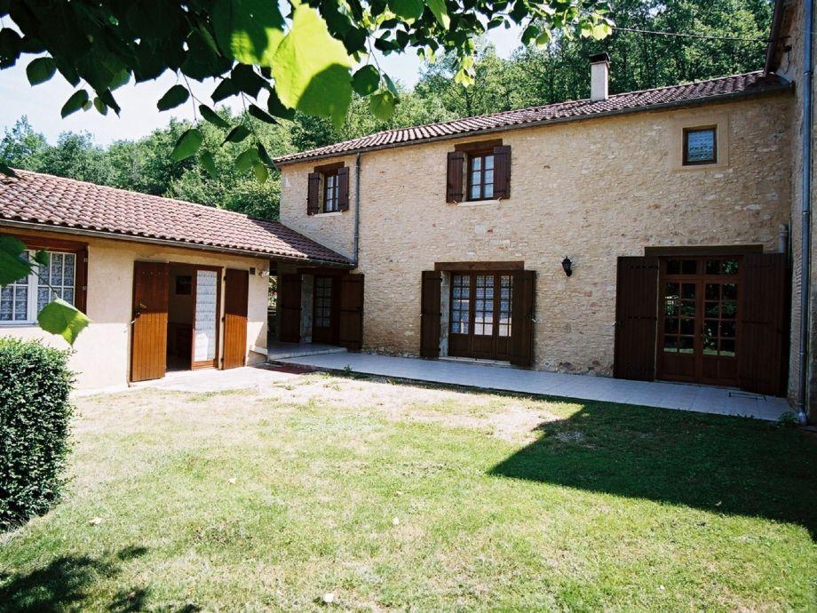 Außenaufnahme Maison de vacances Siorac en Périgord