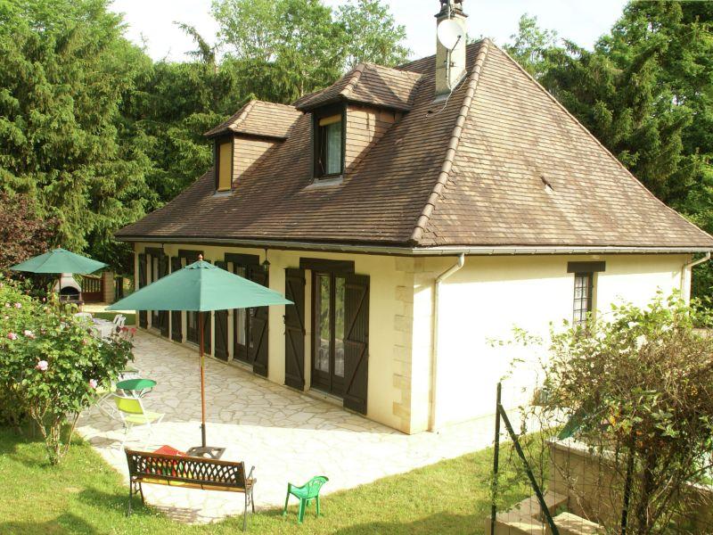 Ferienhaus Maison avec piscine privée