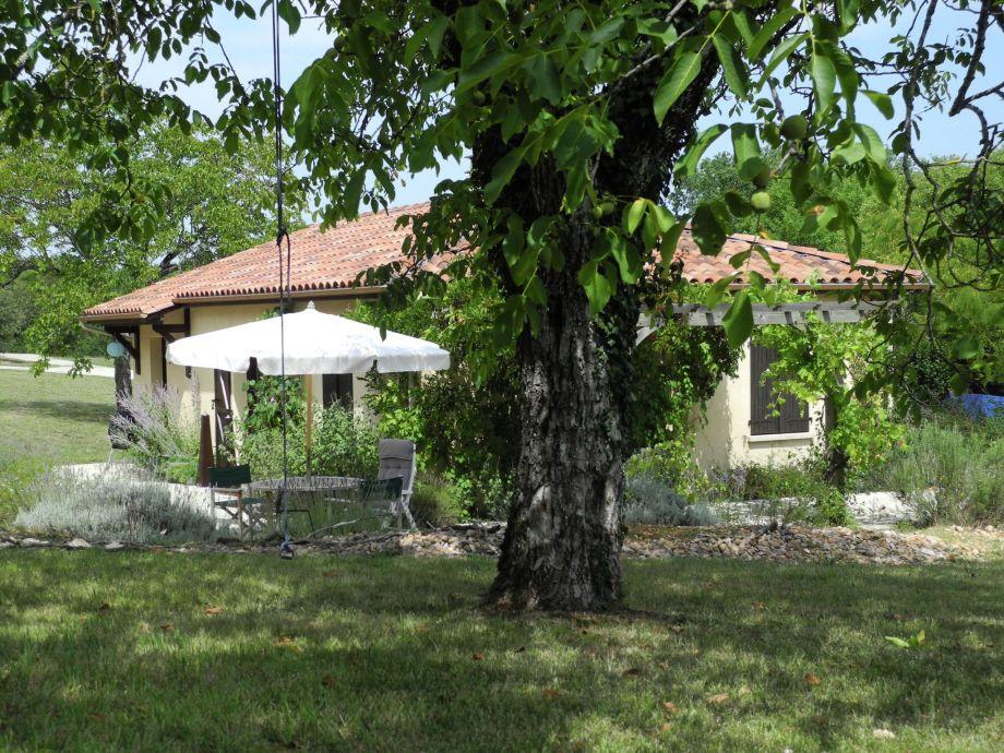 Außenaufnahme Maison de vacances - AJAT