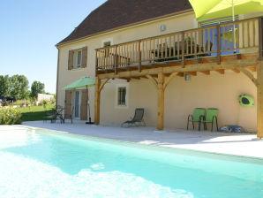 Ferienhaus Maison de vacances Saint Cyprien La Chapelle