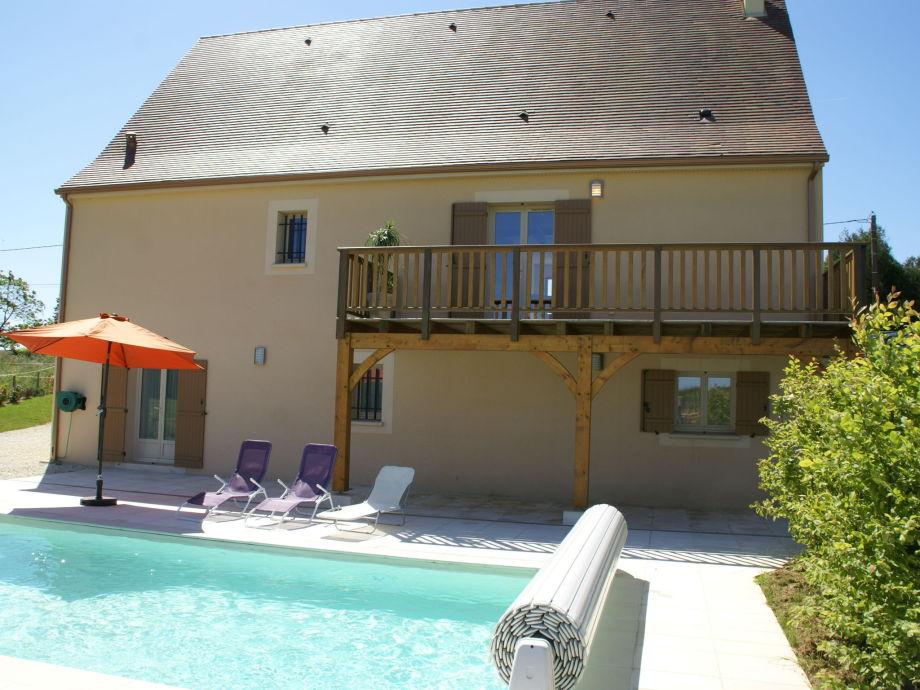 Außenaufnahme Maison de vacances Saint Cyprien 01