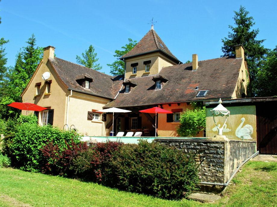 Außenaufnahme Maison Les Bois 10P