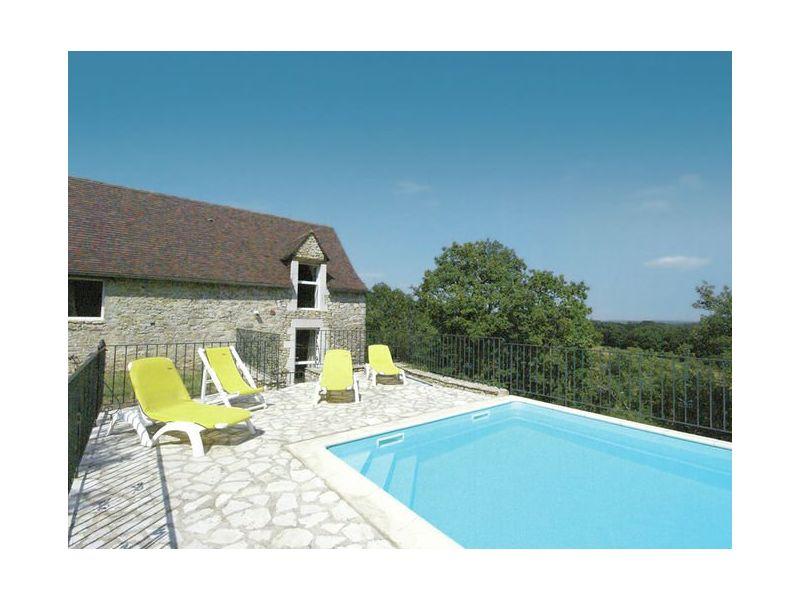 Ferienhaus Maison de vacances Florimont Gaumier 7p