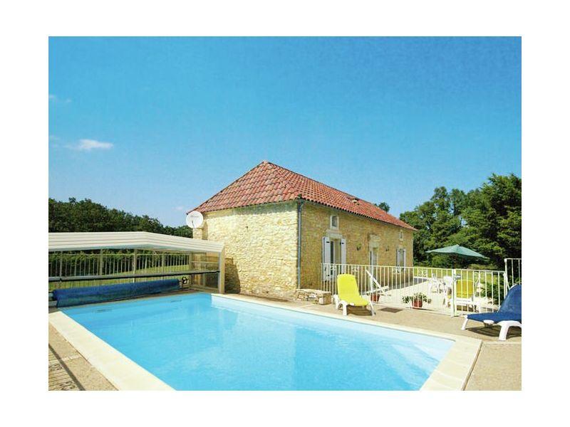 Ferienhaus Maison de vacances  Florimont Gaumier 7 p La Peyre