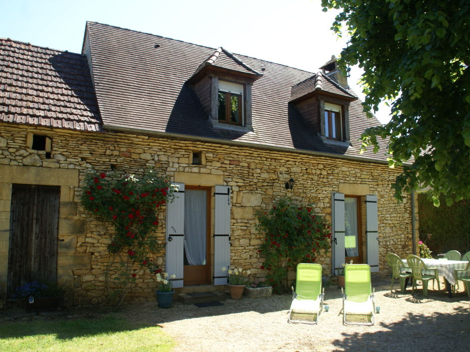 Außenaufnahme Maison de vacances - PRATS-DE-CARLUX