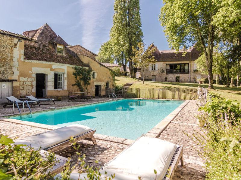Landhaus Manoir de la Baronie 21P