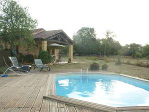 Ferienhaus Maison de vacances - MONTFERRAND-DU-PÉRIGORD