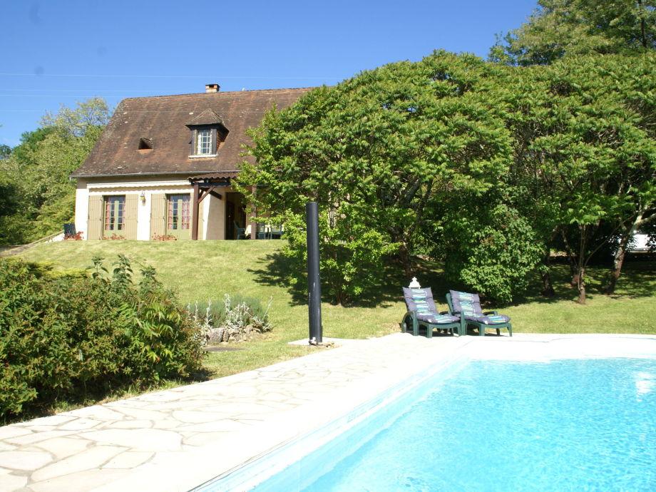 Außenaufnahme Maison de vacances - TRÉMOLAT
